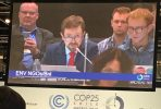 tennant reed at the conference COP25